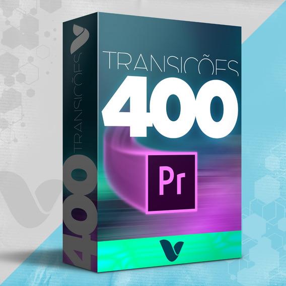 400 Transições Premiere Tendência 2019 Filmaker Edição
