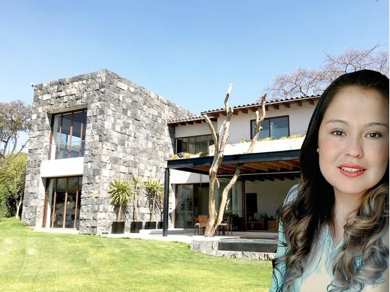 Hermosa Casa En Exclusivo Fracc Gran Reserva Ixtapan D L Sal
