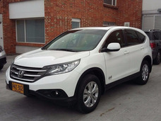 Honda Crv Ex-l 2014