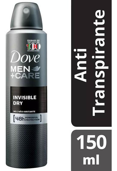 Desodorante Antitransp Aero Dove Men +care Invisible Dry 48h