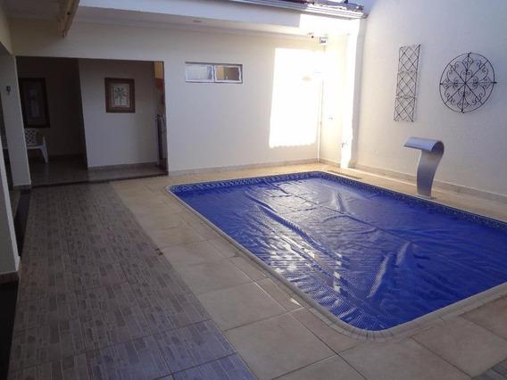 Casa Em Concórdia I, Araçatuba/sp De 378m² 3 Quartos À Venda Por R$ 650.000,00 - Ca66856