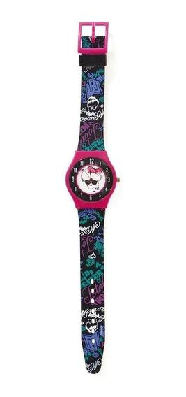 Relógio Infantil Monster High Vários Modelos