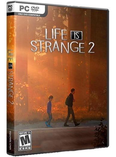 Life Is Strange 2 Temporada Completa 1-2 Pc Dvd Frete 8$