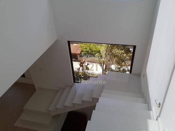 Casa Em Condomínio Fechado Com 4 Suítes, 4 Garagens 355 M² Por R$ 4.950.000 - Moema, Pertinho Do Parque Das Bicicletas! - Ca0611