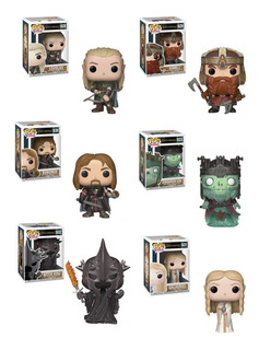 Funko Pop The Lord Of The Rings 632 Witch King Magic4ever