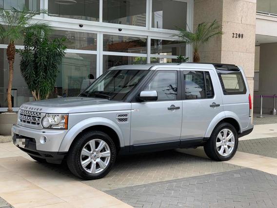 Land Rover Discovery 4 Diesel Se 2013 Blindado Nível 3a