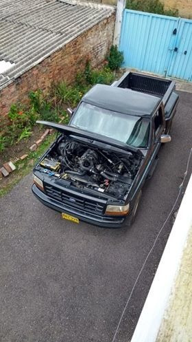 Ford Flare Side 1992 5.0