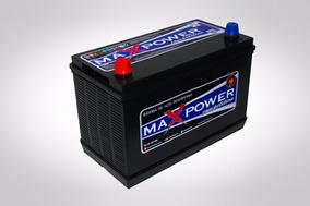 Bateria Maxpower 105ah Aplicação Hibrida Partida/serviço