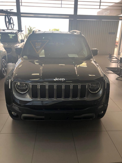 Jeep Renegade 1.8 Limited Flex Autom 19/20