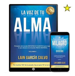 La Voz De Tu Alma Lain Garcia Calvo 5 Libros - Digital