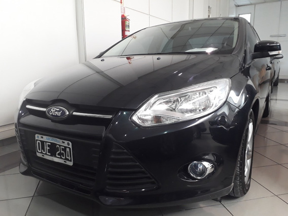 Ford Focus 2.0 Sedan Se Plus 2014, Concesionario Oficial