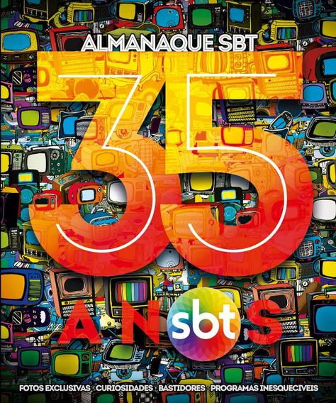 Almanaque Sbt 35 Anos