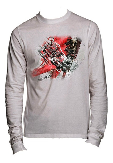 Playeras Michael Jordan Full Color M/l - 18 Modelos Disp