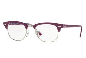 1c4c4e345 Óculos De Grau Ray Ban Clubmaster Original Rb5154 5652 Tam49