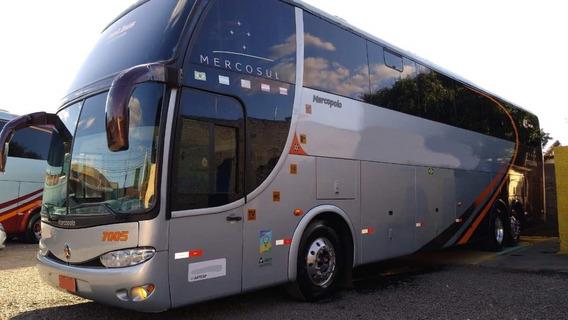 Ônibus Marcopolo Paradiso 1550ld G6 Mercedes O500 Leito Novo