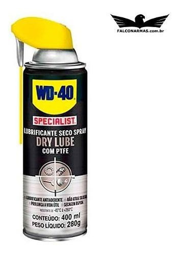 Spray Wd-40® Specialist® Dry Lube 400 Ml (aerossol)
