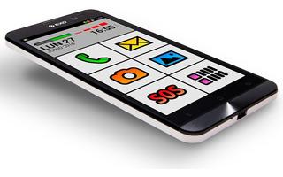 Celular Exo Liberado 8gb Smartphone Blanco Doble Chip