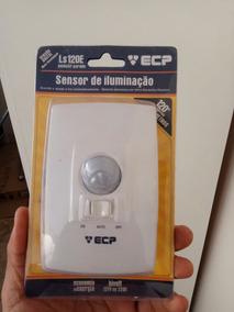 Sensor De Iluminação Ecp Ls120e