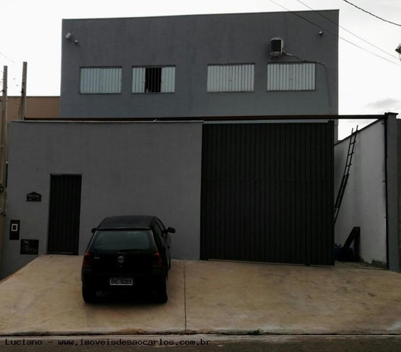 Galpão Para Venda Em Sorocaba, Parque São Bento - Lg303_1-837872