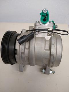 Compresor Aire Acondicionado Hyundai I10 Nuevo + Obsequio