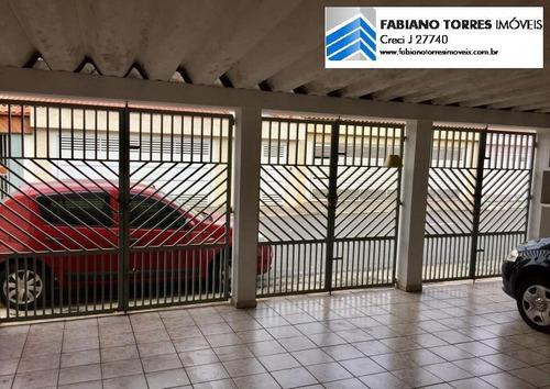 Casa Para Venda Em São Bernardo Do Campo, Jordanopolis, 3 Dormitórios, 1 Banheiro, 3 Vagas - 1443_2-612935