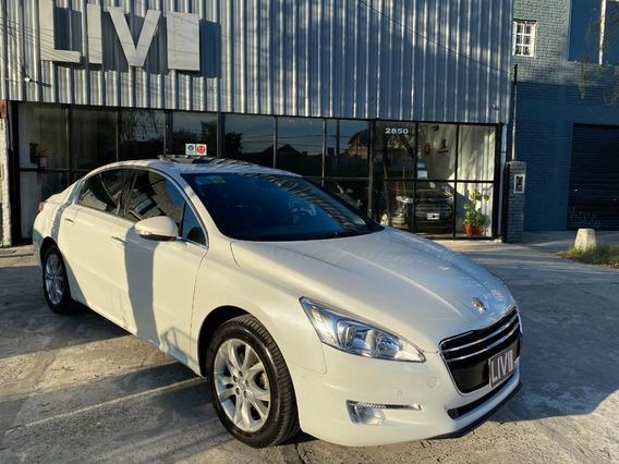 Peugeot 508 1.6 Feline Tiptronic 2013 - Liv Motors