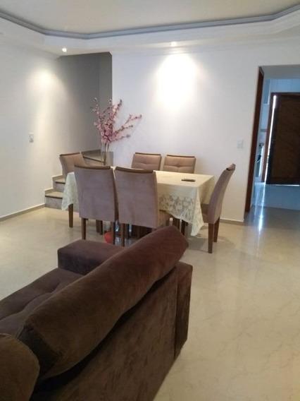 Sobrado Com 2 Dormitórios À Venda, 100 M² Por R$ 380.000,00 - Arraial Paulista - Taboão Da Serra/sp - So0553