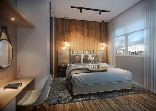 Lançamento Mais Aguardado Em Campinas - Apartamento Com 2 Dormitórios Por R$ 380.756 - Centro - Campinas/sp - Ap2427