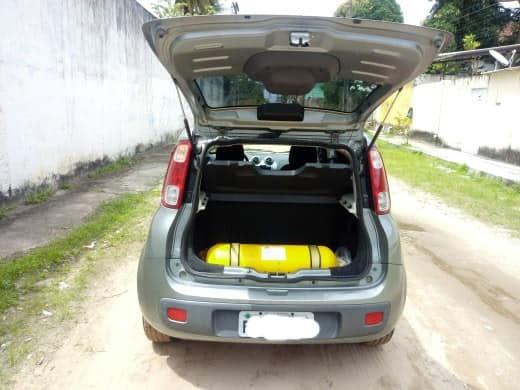 Fiat Uno Economy 2012 Completo,com Gaps Gnv G2 Doc.ok