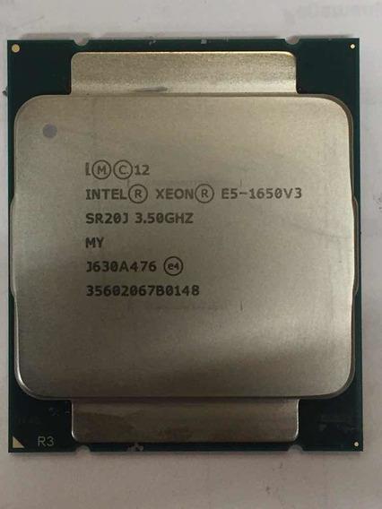 Processador Intel Xeon E5-1650 V3