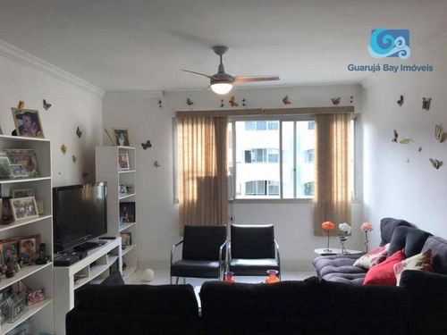 Imagem 1 de 8 de Apartamento A Venta Na Praia Das Pitangueiras - Guarujá - Ap4669