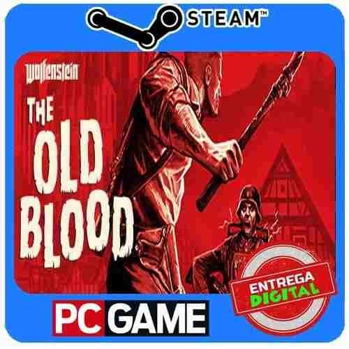 Wolfenstein: The Old Blood | Cd Key | Steam Pc