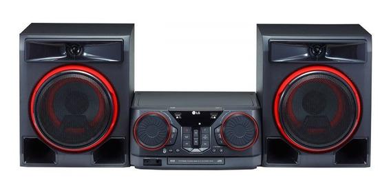 Mini System Lg 620w Cd, Cd-r, Cd-rw, Mp3, Wma, Bluetooth
