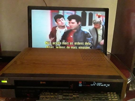 Video Cassete Svhs Jvc Hrs 8000u