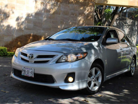 Toyota Corolla Xrs At 2013