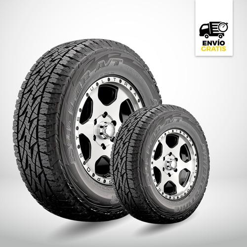 Imagen 1 de 2 de Neumático Bridgestone 265/70x15 Dueler A/t 696 Por 2 Unidade
