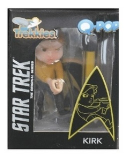 Funko Pop - Q Fig - Star Trek - Capitan Kirk - Spock