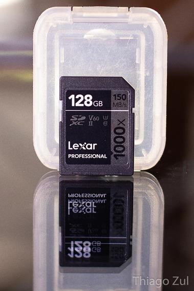 Lexar Professional 128gb 1000x 150mb/s Sdxc Uhs-ii/u3