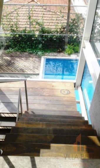Sobrado Com 2 Dormitórios À Venda, 350 M² Por R$ 1.500.000,00 - Centro - Santo André/sp - So1006
