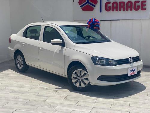 Imagen 1 de 12 de Volkswagen Gol 2014 1.6 Cl Mt
