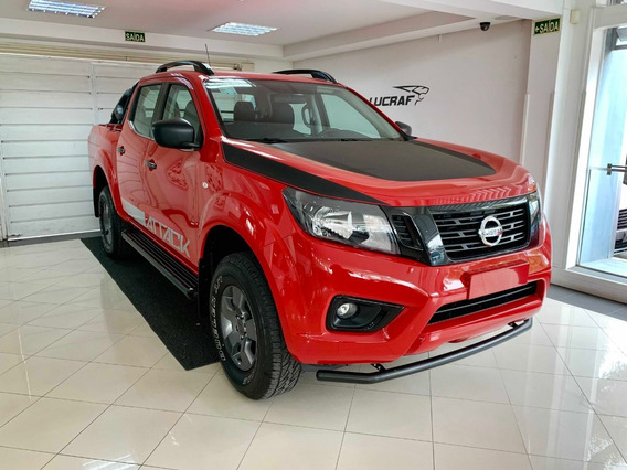 Nissan Frontier Attack 2019