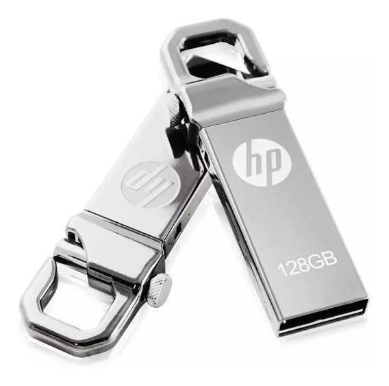 Pen Drive Hp 128 Gb Usb 2.0 Promoçao