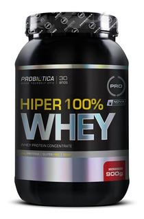 100% Whey Hiper Pure (900g) - Probiótica