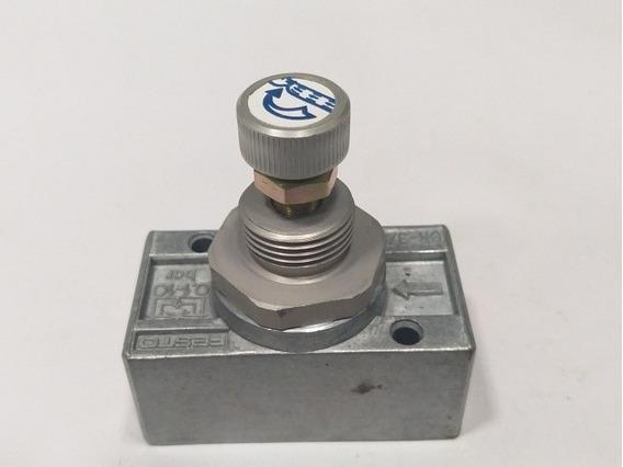 Reguladora De Fluxo Festo Gr -3/8 6308 A8 14