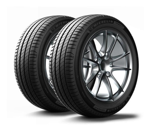 Imagen 1 de 12 de Kit X2 Neumáticos 215/60/16 Michelin Primacy 4 99v