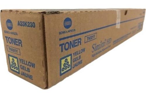 Imagen 1 de 2 de Toner Konica Minolta C-224/284/364 Yellow Tn321y Original