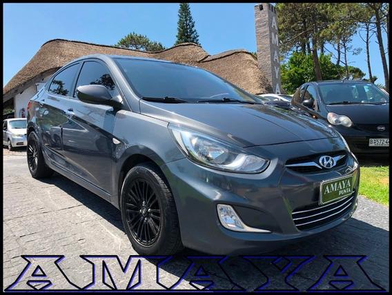 Hyundai Accent Sedan 125 1.4 Gl Full Mt Amaya