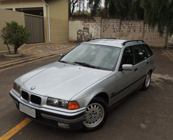 Bmw 328i Touring 1996 - Câmbio Manual