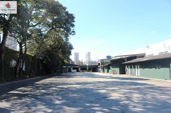 Galpão/pavilhão Para Alugar No Bairro Vila Leopoldina Em - P0001-2