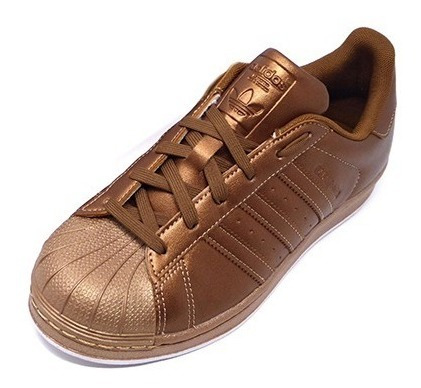 Zapatillas Dama adidas Superstar Bronze # Bb8140 H
